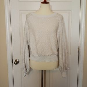 Rue21- White Sweater